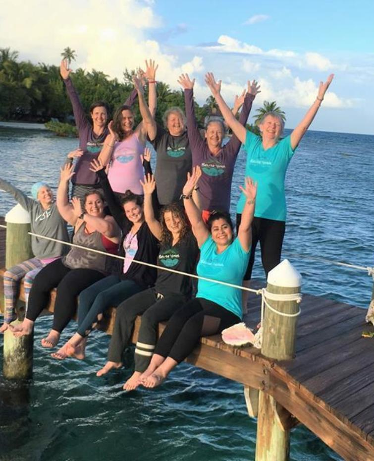 Vibe Yoga Retreat in Belize